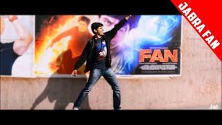 Jabra FAN Anthem Song   Shah Rukh Khan   JAI   CHANDIGARH    #FanAnthem   India   Junior SRK