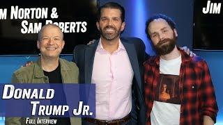 Donald Trump Jr. - Trump Presidency, Jeffrey Epstein, Conspiracy, Triggering, etc - Jim & Sam