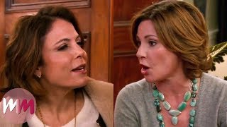 Top 10 Epic Real Housewives of New York City Fights
