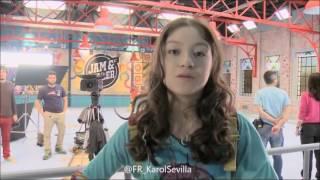 Les coulisses du tournage de Soy Luna (français)