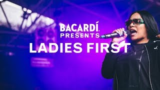 BACARDÍ presents the Sound of Rum - Ladies First