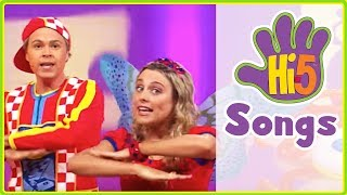 Hi-5 Songs | Toy Box & More Kids Songs - Hi5 Season 12 Songs of the Week