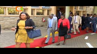 Polygamous MPs want medical cover for large families