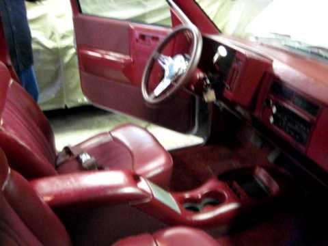 1992 Chevy S-10 350 v8