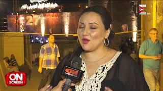 أهم حفلات مهرجان محكى القلعة
