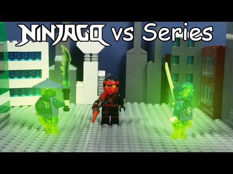 LEGO Ninjago Possession: Kai vs Ghosts