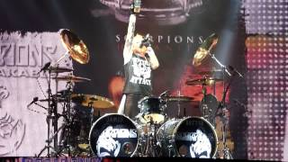 SCORPIONS SOLO BATTERIE JAMES KOTTAK
