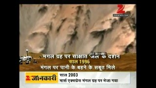 DNA: Analysis of how NASA discovered flowing water on Mars