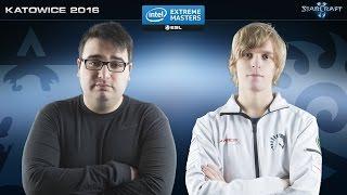 StarCraft 2 - MajOr vs. Snute (TvZ) - IEM Katowice 2016 - Ro32