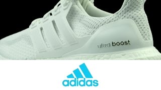 adidas Ultra Boost 'Triple White'