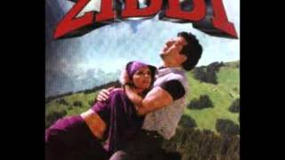 Hindi song on flute - from Ziddi (hum-tumse)