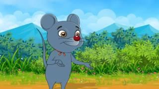 बातूनी चूहा । Moral Stories for Children | Infobells