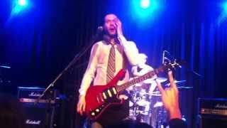 Paul Gilbert - Technical Difficulties Live in Tel Aviv, Israel - (Amazing Quality)
