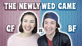 The Newlywed Game! with Joe || GF vs BF