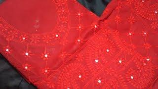 হাতের কাজের dress এর ডিজাইন |নকশী কাজ |||Handstich||hater kaj || Ambroydery||desi hater kaj