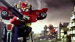 Power Rangers RPM Music Video Engine Sentai Go Onger