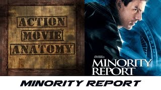 Minority Report (Tom Cruise, Colin Farrell) Review | Action Movie Anatomy
