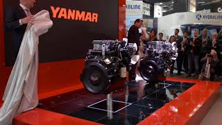 POWER UP LAUNCH OF 2 NEW YANMAR INDUSTRIAL ENGINES AT INTERMAT 2018