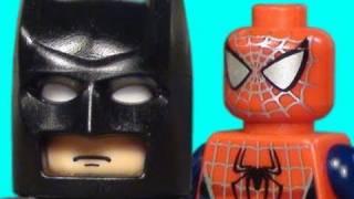 The Lego Batman & Spider-Man Movie