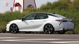 2018 Toyota Camry Review - This Ain't Your Daddy's Camry