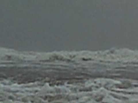 ayaz karach sea side on 6 june