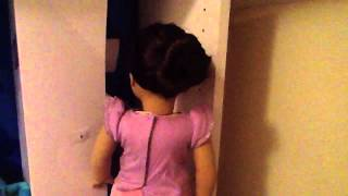 First Day of School AGSM (American Girl Small Movie)