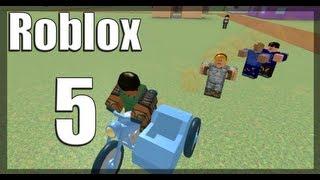 Jogando Roblox - Apocalipse Zumbi - Parte 5