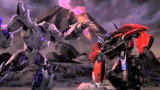 TFP: Optimus Prime vs Megatron : One Shall Fall