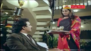 Kondaveeti Dada - Telugu Full Length Movie Scene  - Arjun,Nirosha,silk smitha