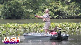 Ed Bassmaster - Fishing
