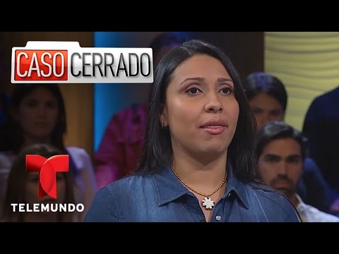 Caso Cerrado | Her Anus Was Licked During Baptism!🍑👅  | Telemundo English