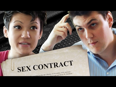 Are Sex Contracts A Real Thing?