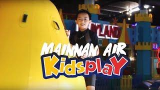 KIDS PLAY Surabaya Main Seru Dan Asik Bersama Minions - Rayhan Arya