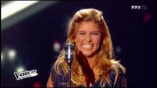 Aline Lahoud The Voice - Khedni Maak