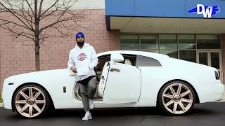 Odell Beckham Jr  |  Custom Rolls Royce Wraith  |  Exclusive Footage