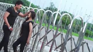 Premer Majhe   Valobasha Simahin 2015   Bangla Movie HD Song   Porimoni   Zayed Khan