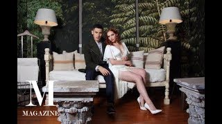 Alejandro Speitzer y Minnie West - September Issue