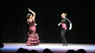 Concurso de Sevillanas Sandra 2011 (2º Premio)