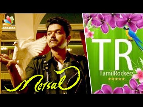 Tamil Rockers announce Mersal's release online   Vijay, Atlee, Samantha Movie   Piracy