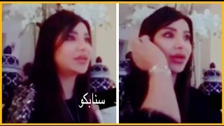 معجب يضايق لجين عمران في البث المباشر !! شاهد كيف ردت عليه