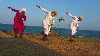 Mose Iyobo indian Dance