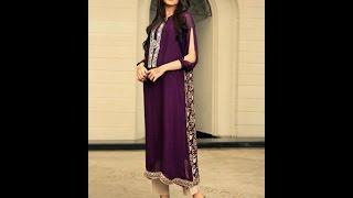 Pakistani Dresses Designs for Girls 2016