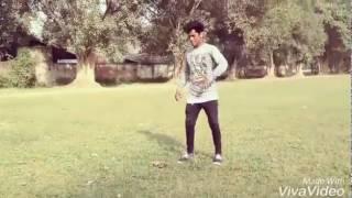 Nashe Si Chadh Gayi Song Dance Allen Dheeru