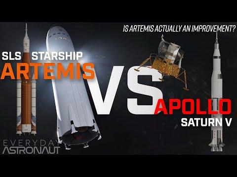 Artemis VS Apollo Is NASA s Artemis program actually sustainable