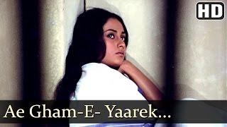 Ai Ghamen Yaar - Amitabh Bachchan - Jaya Bahaduri - Ek Nazar - Mahendra Kapoor - Hindi Sad Songs