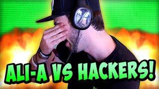 Ali-A vs HACKERS - WHO WINS!?