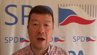 Tomio Okamura: Odvolatelnost politiků má šanci