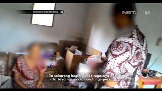 Bea Cukai Malang Bongkar Pembuatan Rokok Tanpa Pita Cukai - Cutsoms Protection