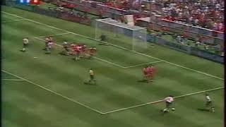 WORLD CUP PRESENTATION England - Tunisia