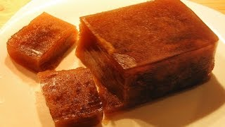DEMI-GLACE  / Modern Restaurant Recipe for Classic French Cuisine